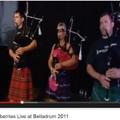 The Dangleberries Live at Belladrum